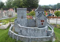zamek - Będzin