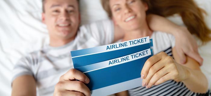 Promocje lotnicze