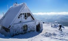 Chatka Puchatką zimą