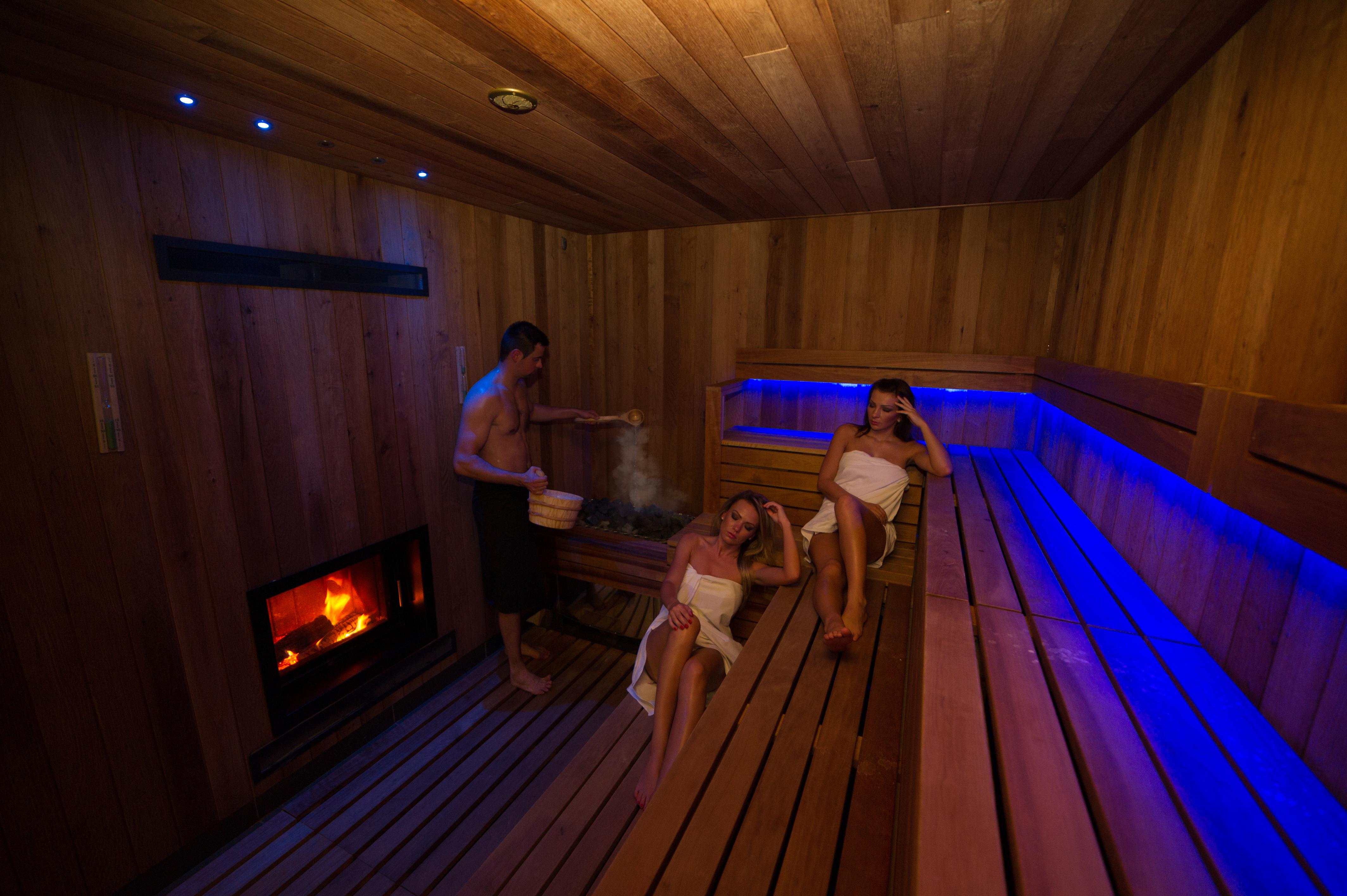 Centrum wellness Fire & Water Wellness & Spa
