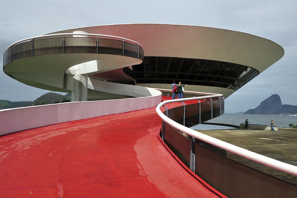 Muzeum Sztuki Współczesnej w Niteroi
